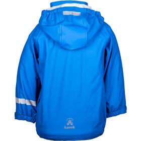 Kamik Spot Jacket Kinder strong blue